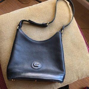 All weather purse black
